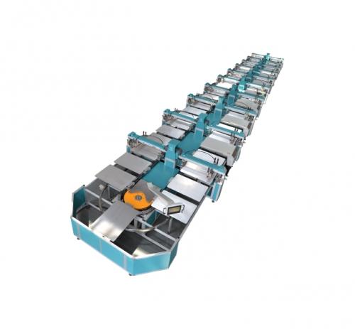 8色全自动印花机
